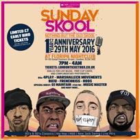 Sunday Skool at Floripa on Sunday 29th May 2016