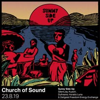 Church Of Sound at Church of Sound on Friday 23rd August 2019