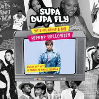 Supa Dupa Fly x Back to the Old Skool x Brixton at Prince of Wales on Friday 25th October 2019
