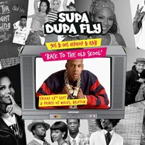 Supa Dupa Fly x Back to the Old Skool x Brixton at Prince of Wales on Friday 27th September 2019