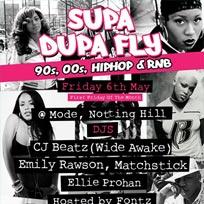 Supa Dupa Fly at Mode on Friday 6th May 2016