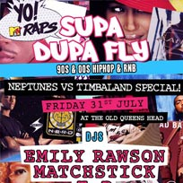Supa Dupa Fly Old Queens Head July 2015