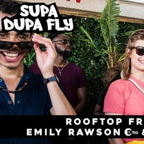 Supa Dupa Fly x Rooftop Sessions Brixton at Prince of Wales on Friday 28th June 2019
