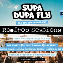 Supa Dupa Fly x Rooftop Sessions Brixton at Prince of Wales on Monday 28th May 2018