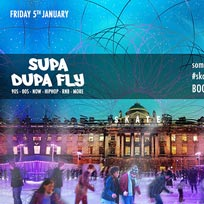 Skate Lates: Supa Dupa Fly at Somerset House on Friday 5th January 2018