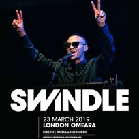 Swindle at Omeara on Saturday 23rd March 2019