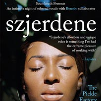 Szjerdene at Pickle Factory on Wednesday 17th April 2019