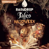 Tales of Halloween at Night Tales on Sunday 27th October 2019