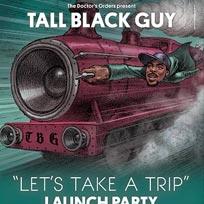 Tall Black Guy at Kamio on Friday 14th October 2016