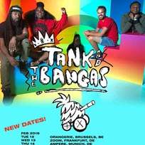 Tank and The Bangas at Electric Ballroom on Tuesday 26th February 2019