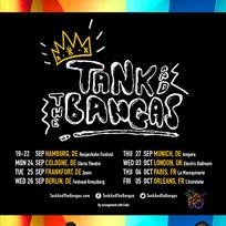 Tank and The Bangas at Electric Ballroom on Wednesday 3rd October 2018
