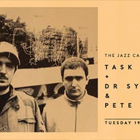 Task Force at Jazz Cafe on Tuesday 19th June 2018