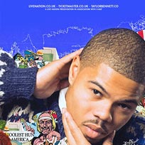 Taylor Bennett at Omeara on Saturday 14th April 2018
