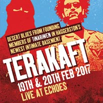 Terakaft at Archspace on Sunday 19th February 2017