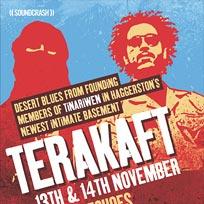 Terakaft at Echoes on Sunday 13th November 2016