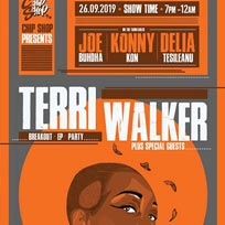 Terri Walker at Chip Shop BXTN on Thursday 26th September 2019