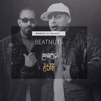 The Beatnuts at Jazz Cafe on Monday 1st August 2016