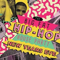 The Big Fat at Hip-hop House Party at Queen of Hoxton on Tuesday 31st December 2019