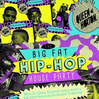 Big Fat Hip-Hop House Party at Queen of Hoxton on Saturday 22nd December 2018