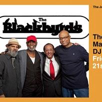 The Blackbyrds at Jazz Cafe on Saturday 21st December 2019