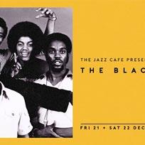 The Blackbyrds at Jazz Cafe on Friday 21st December 2018