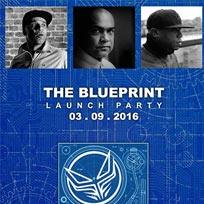 The Blueprint Launch Party at Bloc on Saturday 3rd September 2016
