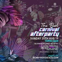 Invasion - The Bowl Party at Bloomsbury Bowl on Sunday 25th August 2019
