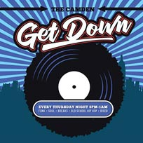 The Camden Get Down  at Lockside Lounge on Thursday 22nd March 2018