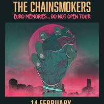 The Chainsmokers at Alexandra Palace on Wednesday 14th February 2018
