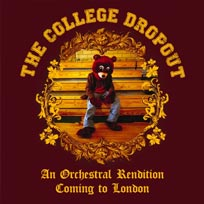 The College Dropout: An Orchestral Rendition at XOYO on Saturday 21st July 2018