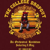 The College Dropout: An Orchestral Rendition at XOYO on Saturday 11th May 2019