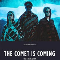 The Comet Is Coming at Village Underground on Wednesday 6th March 2019