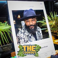 The Cookout x Day Party at PITCH Stratford on Saturday 3rd August 2019