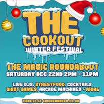 Shoreditch Winter Festival at The Magic Roundabout on Saturday 22nd December 2018
