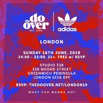 The Do Over at TBA on Sunday 16th June 2019