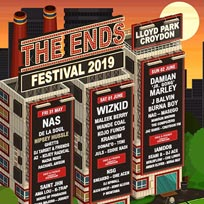 THE ENDS Festival Friday at Lloyd Park on Friday 31st May 2019