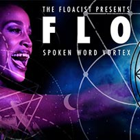 FLO Spoken Word Vortex at Hideaway on Thursday 4th October 2018