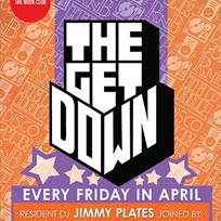 The Get Down w/ Santero at Book Club on Friday 28th April 2017