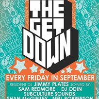 The Get Down at Book Club on Friday 30th September 2016