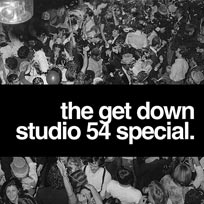The Get Down / Studio 54 New Year's Eve Special at Pop Brixton on Sunday 31st December 2017