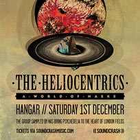 The Heliocentrics at Hangar on Saturday 1st December 2018