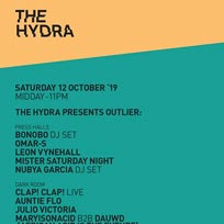 The Hydra at Printworks on Saturday 12th October 2019