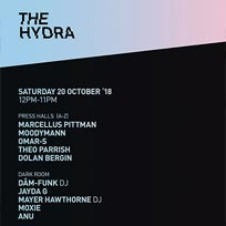 The Hydra at Printworks on Saturday 20th October 2018