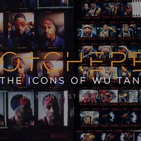 The Icons of Wu Tang London March 2016