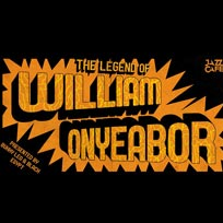 The Legend Of William Onyeabor at Jazz Cafe on Monday 4th February 2019