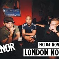 The Manor at KOKO on Friday 4th November 2016