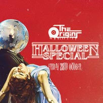 The Origins: Halloween Special at TBA on Friday 28th October 2016