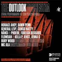 The Outlook Orchestra at The Troxy on Thursday 26th October 2017