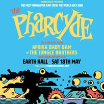 The Pharcyde at EartH on Saturday 18th May 2019
