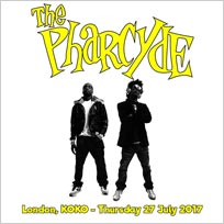 The Pharcyde at KOKO on Thursday 27th July 2017